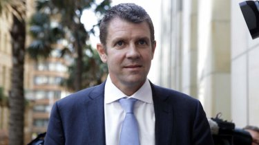 Mike Baird: set to be the next NSW Premier