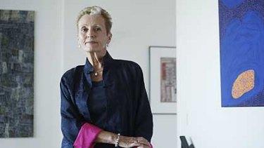 Emeritus Professor Denise Bradley, at her home in Sydney.