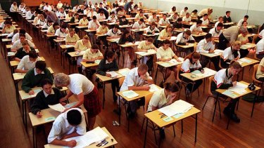 History never repeats...Research indicates high school students may not perform well a second time 'round.