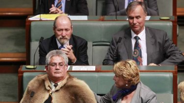 Australia's first indigenous MP, Ken Wyatt gave his maiden speech in parliament last September.