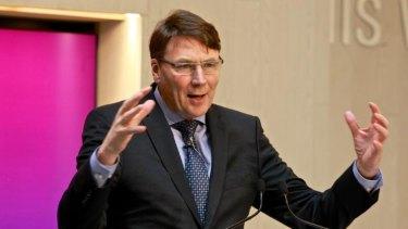 Telstra chief executive David Thodey.