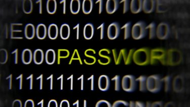 At risk of hackers: Passwords  are not as secure without two-factor authentication.