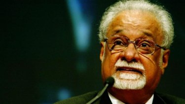 Gentle in demeanour but outspoken in court and parliament: Karpal Singh.