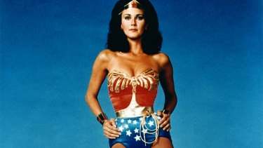 Wonder Woman: a feminist superhero.