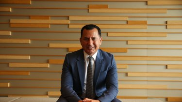 Chief executive of Westpac consumer bank, George Frazis, remains confident on the outlook for his division.