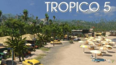 Scene from the computer game Tropico 5, banned in Thailand by the junta.