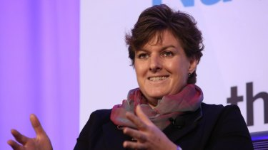 Equip Super CEO Danielle Press wants to make superannuation more relevant to younger members.