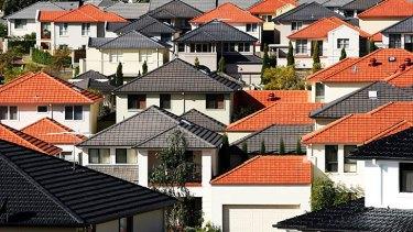 Sydney housing market ... confidence is holding up.