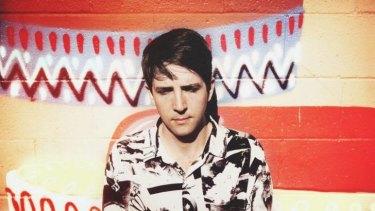 Composer and musician Owen Pallett.