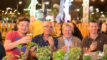 WAToday Perth Night Noodle Markets at Elizabeth Quay have proved a big hit as diners match spice and beer.