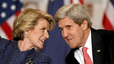 Foreign Minister Julie Bishop and US Secretary of State John Kerry have both expressed concerns about the defence zone.