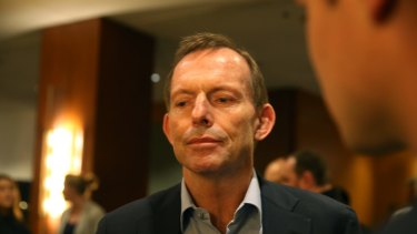 """Tony Abbott: """"We know a lot more now than we did back in late 2014.''"""