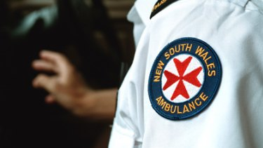 Traumatising work... Ambulance staff have committed countless suicides and attempted suicides.