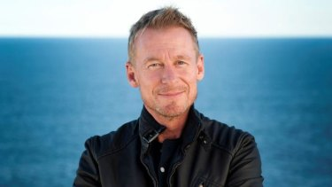 Richard Roxburgh: Creative director of Spectrum Now.