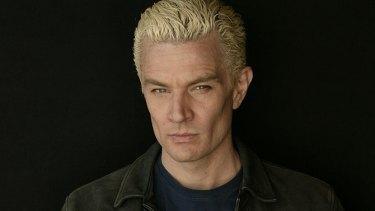 Supanova guest and Buffy star James Marsters.