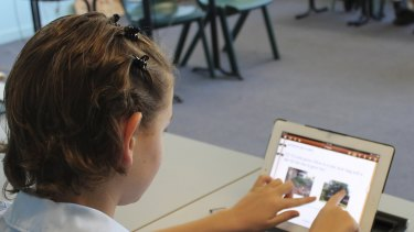 NICTA is hoping to awaken technology career aspirations in children as young as 10 or 11.