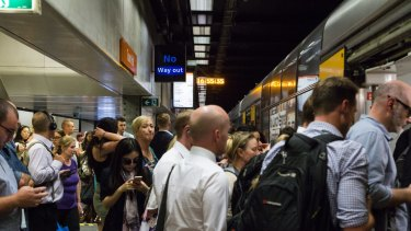 Commuters will face major disruptions to train services if the overtime ban and 24-hour strike go ahead.
