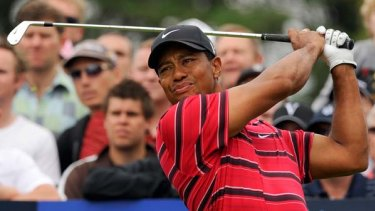 Big game ... the Australian Open, which may be held at The Lakes club in Sydney next year, could host Tiger Woods and company as a lead-in event to the 2011 Presidents Cup.