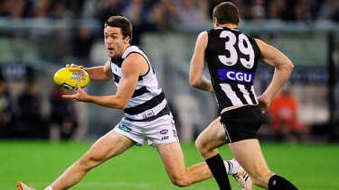 In allowing Jesse Stringer to return to the VFL in round 18, the Cats have given him a decent chance of returning to the senior side next season.