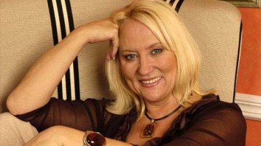 'I think a lot of people who don't know me are quite scared' ... Martina Cole.
