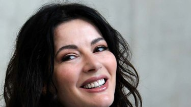 """Interesting woman"" ... Nigella Lawson"