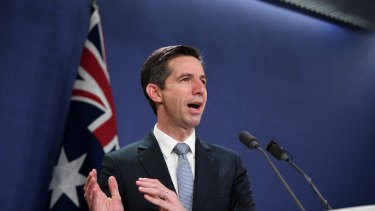 Trade Minister Simon Birmingham says India's sugar subsidies are hurting Australian farmers.