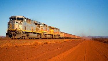 Pilbara rail agreement is on track.