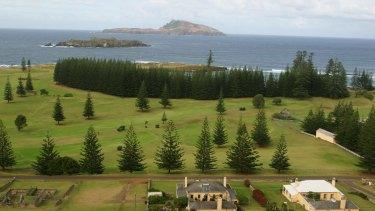 Norfolk Island.