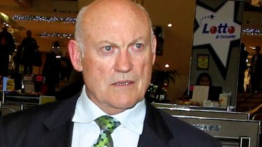 Ian Macdonald ... accused of taking sexual favours for arranging meetings for businessman Ron Medich.