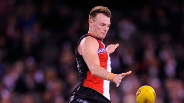 """For Brendon Goddard, there remains a doubt about whether he is a restricted free agent or a completely """"unrestricted"""" free agent."""