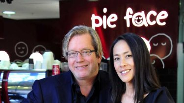 Pie Face, founded by Wayne Homschek and wife Betty Fong, is worth $56 million.