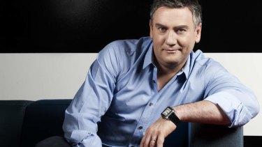 King... Eddie McGuire's radio show on Triple M still tops the ratings.