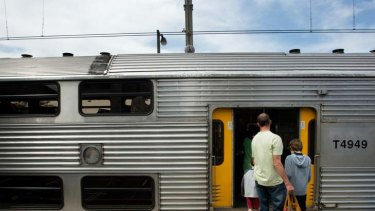 Adding up ... the new north-west rail link could be costlier than first anticipated.