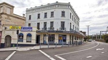 Change of hands ... the Summer Hill Hotel is part of the latest acquisition.
