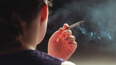 Young people are price-sensitive smokers.