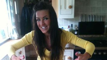 Claire Squires ... thousands were moved to donate after her sudden death.