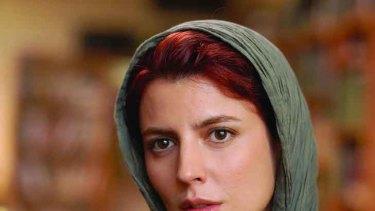 Engaging performance ... Leila Hatami stars as Simin in an Oscar-winning modern tragedy.