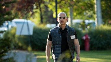Jeff Bezos a une armée d'investisseurs obligataires prête à soutenir la conquête par Amazon du secteur mondial de la grande distribution.
