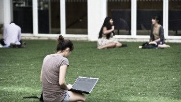 Universities could increasingly turn to international students to boost their coffers, UQ says.