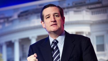 Texas Republican Ted Cruz says the inmate population in the federal Bureau of Prisons rose by more than 400 per cent since the late 1980s.