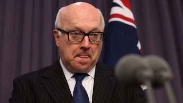 Attorney-General Senator George Brandis has announced the government's proposed changes to the Racial Discrimination Act.