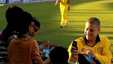 Cricket fans must now pay for data streaming unless they watchbroadcast matches within a Wi-Fi network.