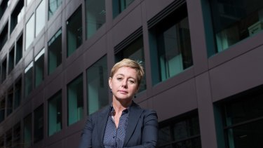 Australian Council of Superannuation Investors chief executive Louise Davidson