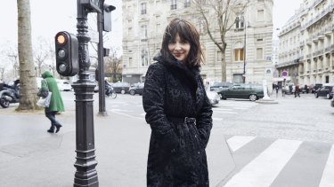 """Streets apart: Juliette Binoche loves """"challenges and creating new worlds""""."""