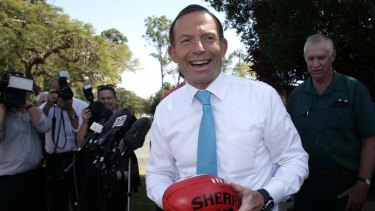 Every newspaper in Australia, bar Melbourne's Age, has backed Tony Abbott.