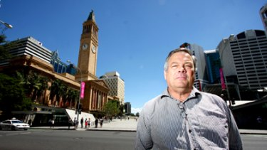 University of Queensland Master of Architecture program associate professor Peter Skinner gives his view on the King George Square rennovations.