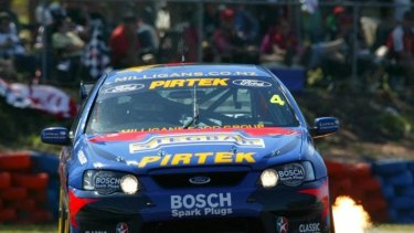 Ultimate road roacer: Former V8 Supercars champion Marcos Ambrose is set to return to the series.