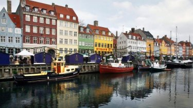 Denmark, where the fertility rate has plunged.