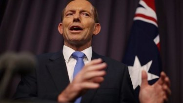 Prime Minister Tony Abbott: Has expressed 'regret' at not being able to make the trip to Bali.