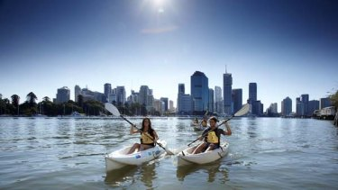 The Sunshine State will now be promoted with the tag line Queensland, Where Australia Shines.
